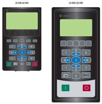 Pantallas disponibles para variadores PowerFlex 753