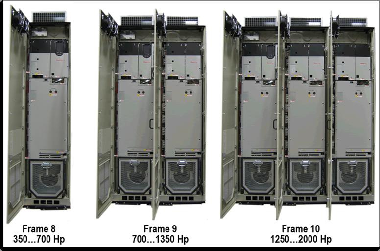PowerFlex 755 Frames 8,9,10-1