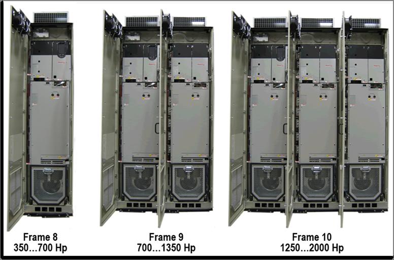 PowerFlex 755 Frames 8,9,10-2