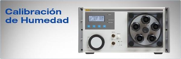 calibración de humedad