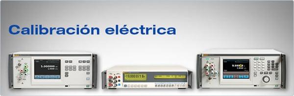 calibración eléctrica
