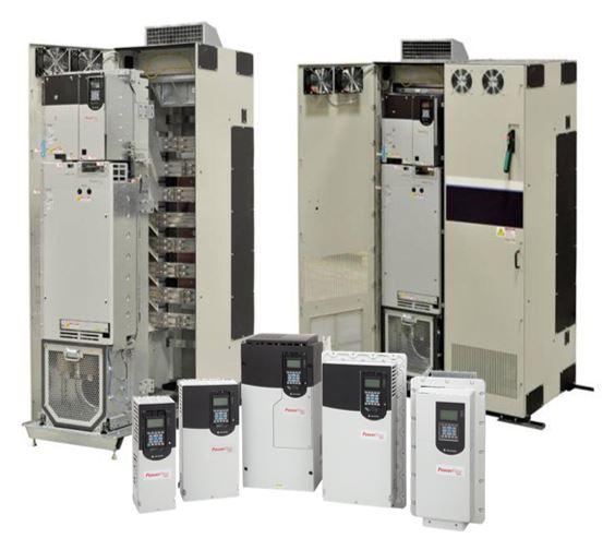 Familia de variadores PowerFlex 750